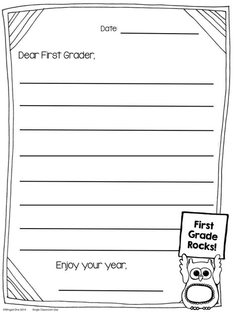 dear future student   year letter student