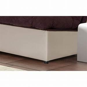 Canapé D Angle Modulable : canap d 39 angle modulable en tissu chocolat ivoire gisela ~ Melissatoandfro.com Idées de Décoration