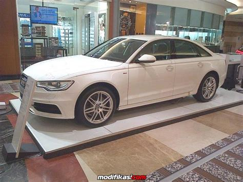Modifikasi Audi A8 L by Dijual New Audi A6 2 8 Fsi S Line