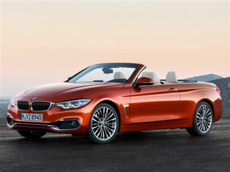 Bmw 4 Series Convertible Photo by New Bmw 4 Series Convertible Photos Photo Gallery Sgcarmart