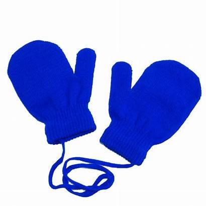 Mittens Mitten Clip Gloves Clipart String Hats