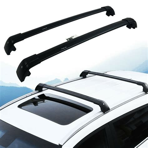 Mitsubishi Outlander Roof Rack by Aluminum Cross Bar Crossbar For Mitsubishi Outlander Sport