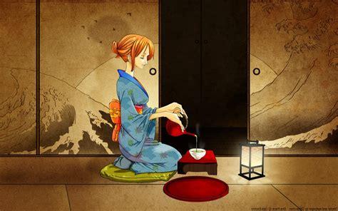 piece nami kimono wallpapers hd desktop  mobile
