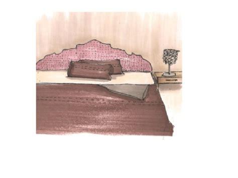 cr 233 er une t 234 te de lit originale avec du papier tenture