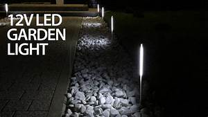 Landscape light bulbs keep burning out for lighting garden