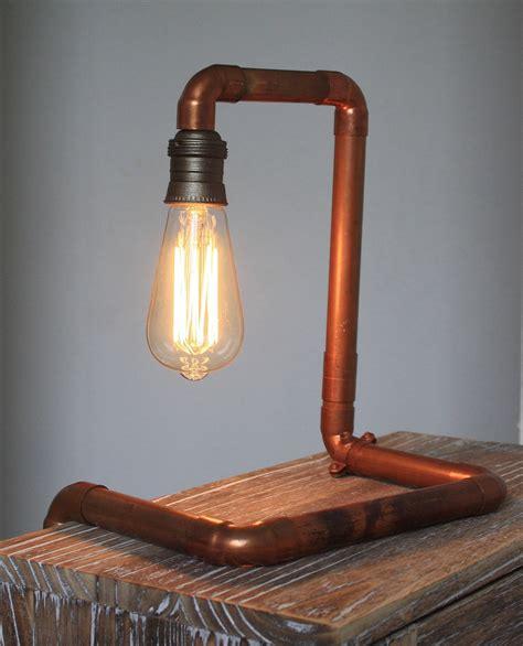 Lampe Design Industriel Avec Ampoule Vintage Edison Déco