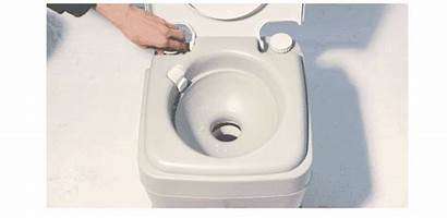 Toilet Water Tank Outdoor Portable Flushing System