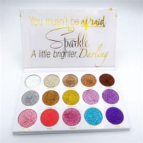 glitter makeup mizzfit shimmer go cdata routine