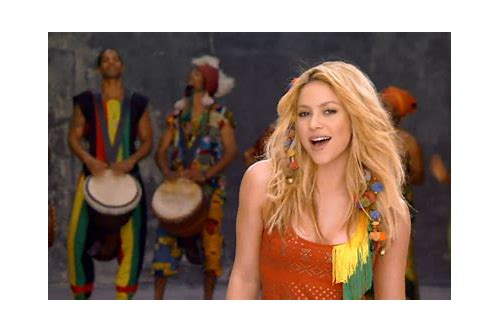 waka waka shakira song download video