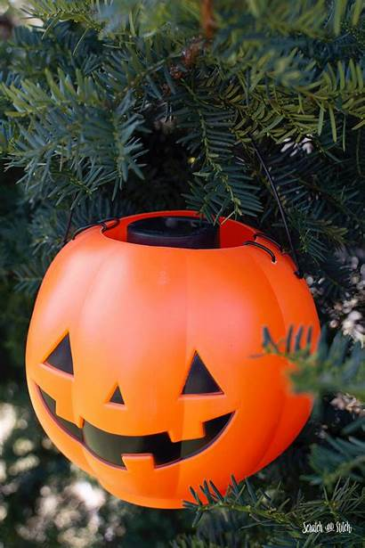 Halloween Lights Pumpkin Glowing Lantern Jack Yard