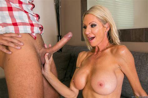 Busty MILF Emma Star Enjoys A Big Hard Cock Inside Of Her CoedCherry Com