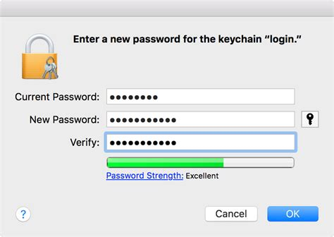 keeps asking for password if your mac keeps asking for the login keychain password