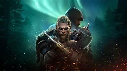 Creed Valhalla 4k Eivor Basim Male Games
