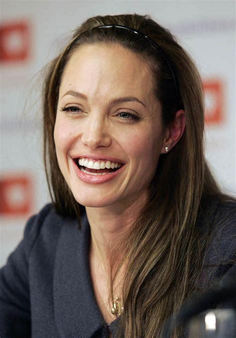 Hollywood Actress Angelina Jolie Without Makeup New Photos ...