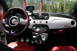 Noleggio Fiat 500 Abarth Opening Edition Tour  Eventi