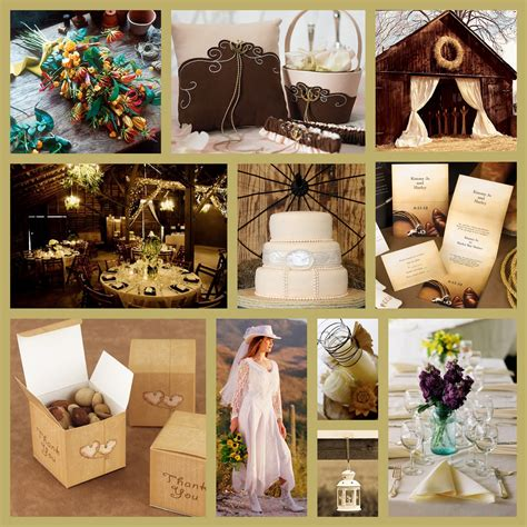 wedding ideas rustic themed wedding rustic wedding theme ideas a2z