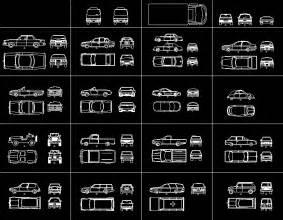 sofa bora cars in 2d in autocad drawing bibliocad