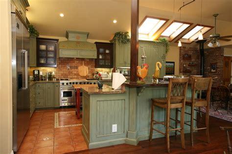 country farmhouse kitchen country green kitchen farmhouse kitchen orange 2708