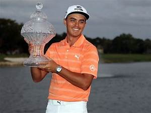 Rickie Fowler holds on for win at Honda Classic