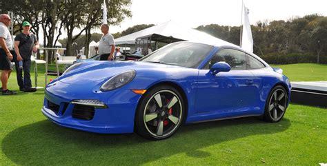 2018 Porsche 911 Gts Club Coupe Usa