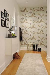 Elegant Hallway Wallpaper Ideas 20 Awesome to patterned ...