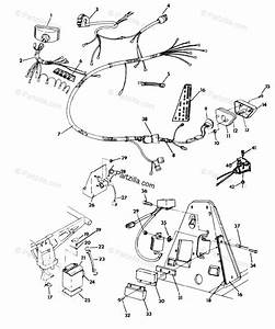 Polaris Atv 1991 Oem Parts Diagram For Wiring Harness 350