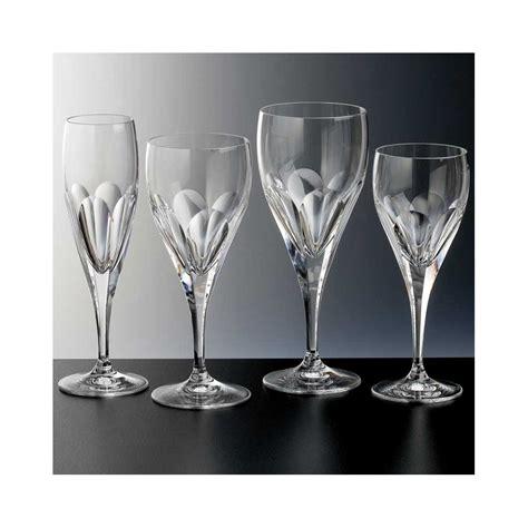 verre en cristal verres cristal x 6 coin fr