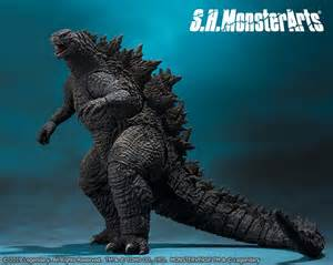 Godzilla King Of The Monsters S.h. Monsterarts Revealed