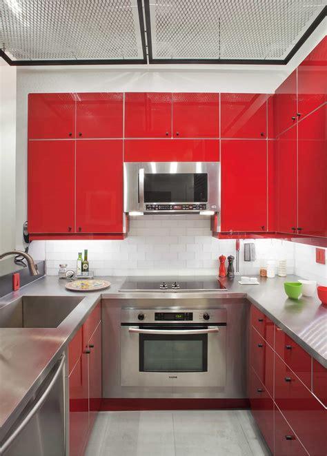 Modern Burgundy Kitchen Ideas #6266  Kitchen Ideas