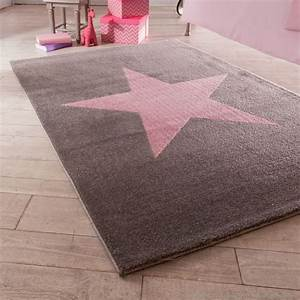 decorationcom tapis gris toile rose With tapis rose et blanc