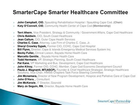 Paula Tues Moderator Smarter Healthcare Session1 51512 Final