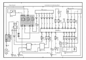 Sienna Electrical Wiring Diagram