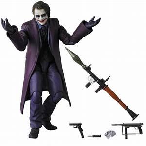 Batman Dark Knight Joker Miracle Action Figure