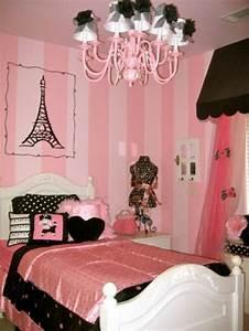 Teenager Mädchen Zimmer : das zimmer in paris style einrichten ideen f r teenager m dchen ~ Sanjose-hotels-ca.com Haus und Dekorationen
