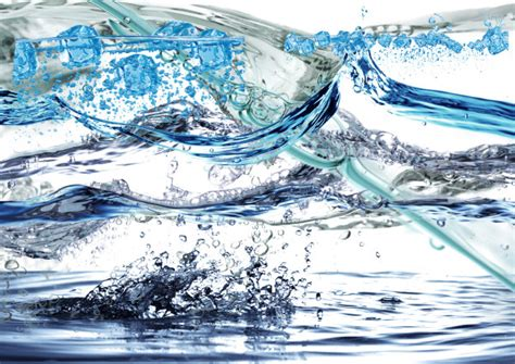 water wave psd material  psd