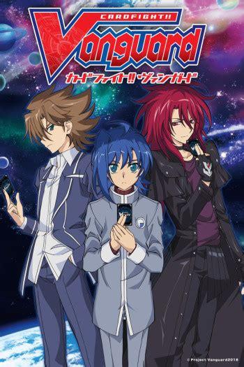 anime cardfight vanguard cardfight vanguard 2018 anime planet