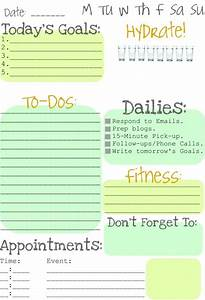 Itmom Spotted Free Printable Daily To Do List