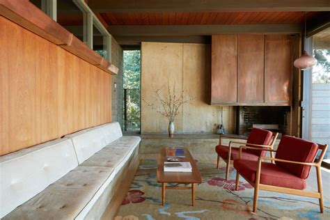 midcentury modern time capsule   sensitive remodel