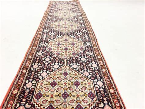 tapis pour couloir etroit persan ancien bidjar tapis
