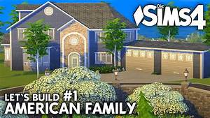 Die Sims 4 Haus bauen | American Family #1: Grundriss ...