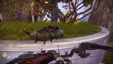 Destiny 2 Warded By Wormhost Chest