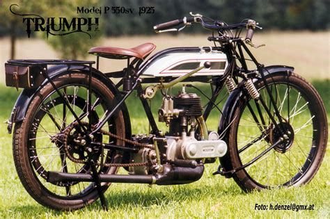Triumph Model P 550sv 1925