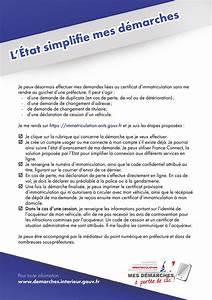 Carte Grise 10 Ans : d mat rialisation des demandes de certificats d immatriculation et permis de conduire commune ~ Gottalentnigeria.com Avis de Voitures