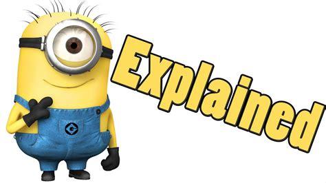 minions language explained youtube