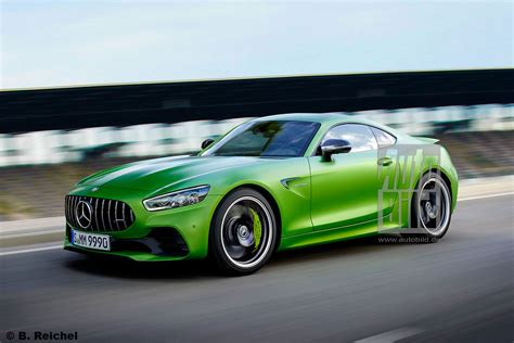 It still has to snow for a while if this mercedes cannot get away. Every new Mercedes-AMG model until 2021 detailed by Auto Bild - Page 9 of 12 - MercedesBlog