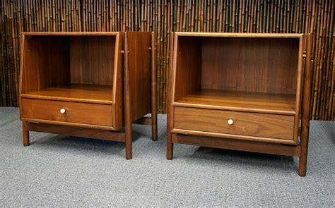 vintage furniture me vintage mid century modern drexel declaration nightstands 6801
