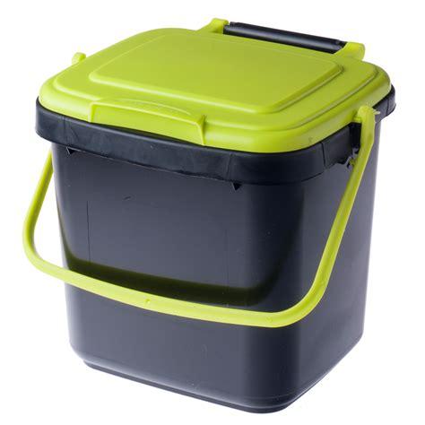 kitchen compost bin maze 7l kitchen compost caddy bunnings warehouse
