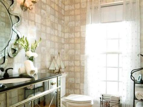 Powder Room Design & Decorating Ideas With Pictures Hgtv