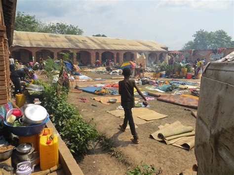 Bangui has become different cities ? The Waugh Zone