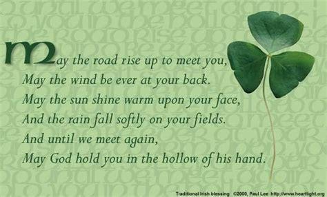 irish blessing   meet  heartlight gallery